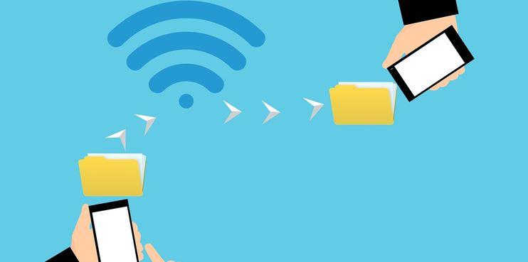 Google WifiNanScan Calculate Distance Between Two Phones