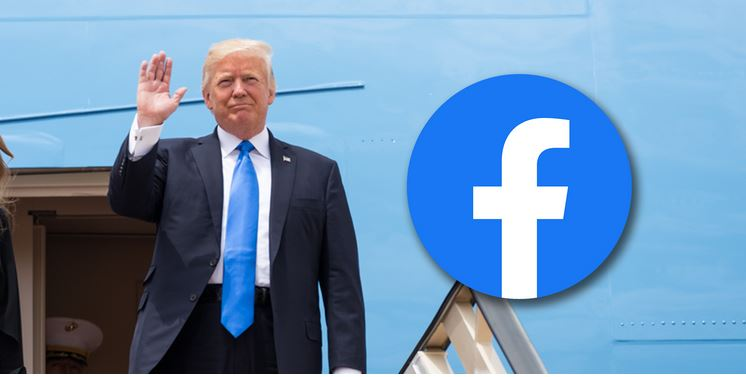 Facebook Has Once Again Blocked Donald Trump