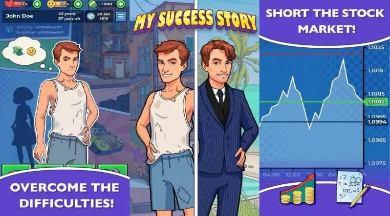 My Success Story Mod APK 2.1.51