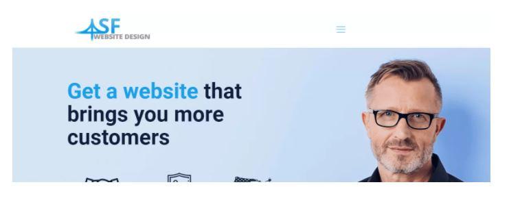 SF Website Design