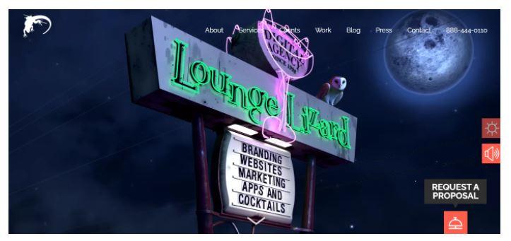 Lounge Lizard Worldwide