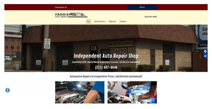 Maggiano's Auto Repairs