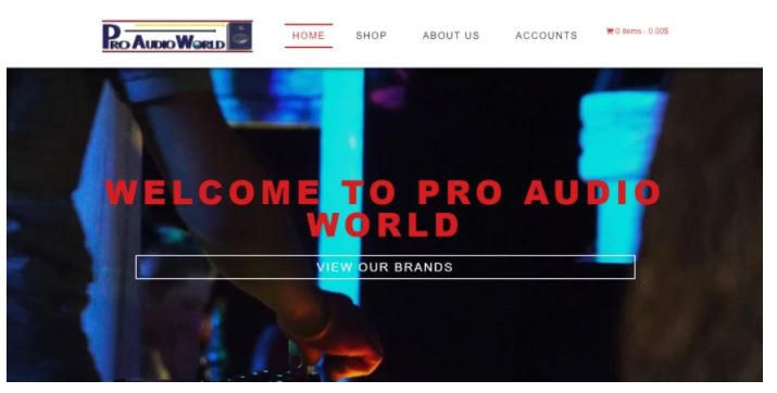 Pro Audio World