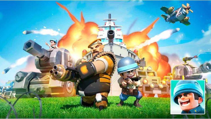 Top War Battle Game APK 1.187.1