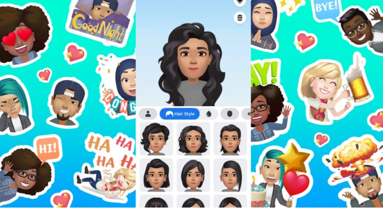Facebook Messenger Avatar