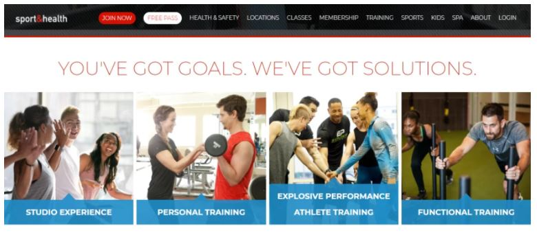 Sport & Health Capitol Hill